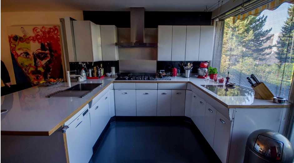 keukenblad wit