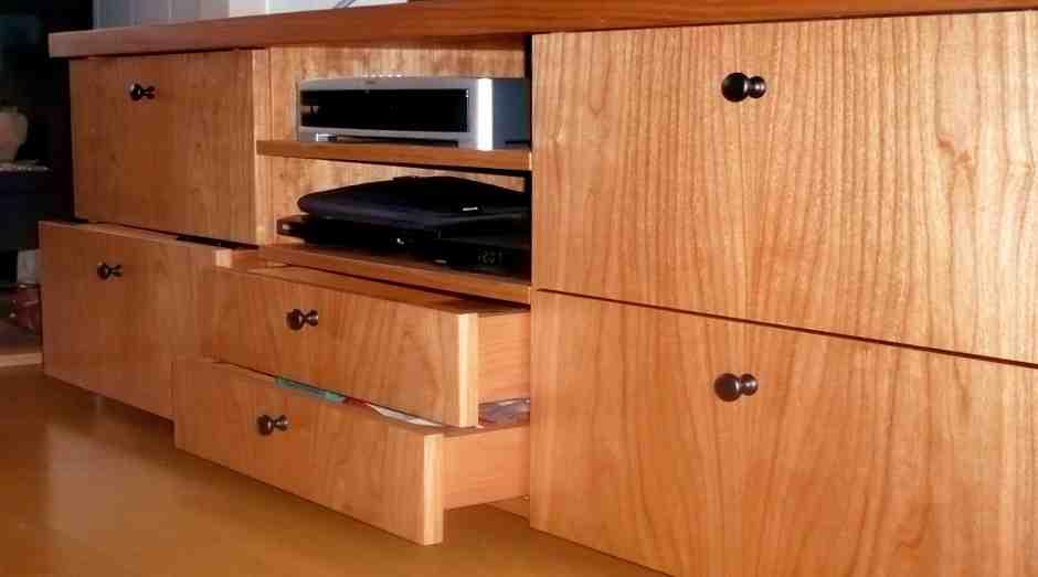 tv meubel met laden